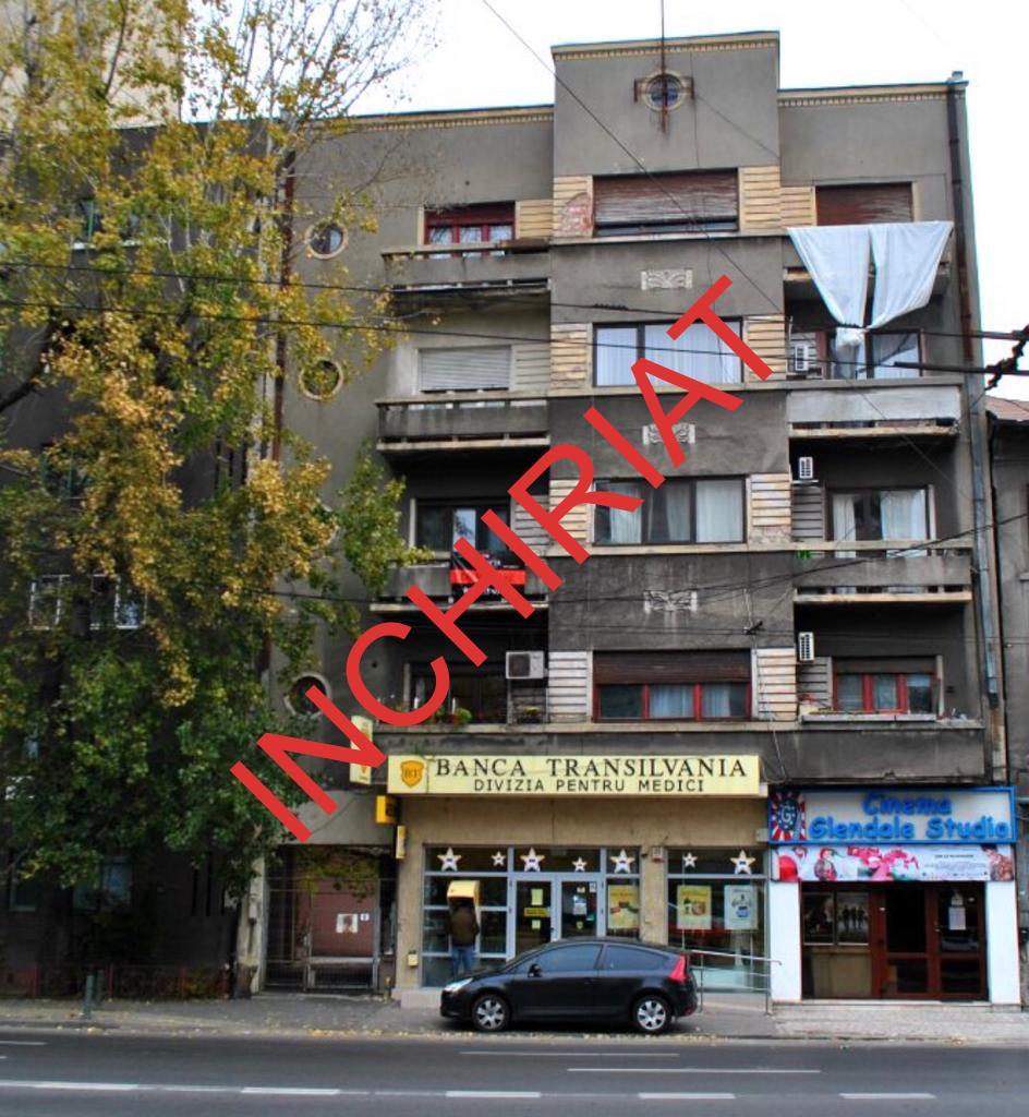Spațiu Comercial Stradal Cotroceni – București