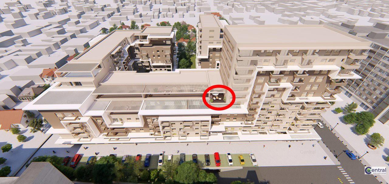 Apartament Complex Central / Stefan cel Mare